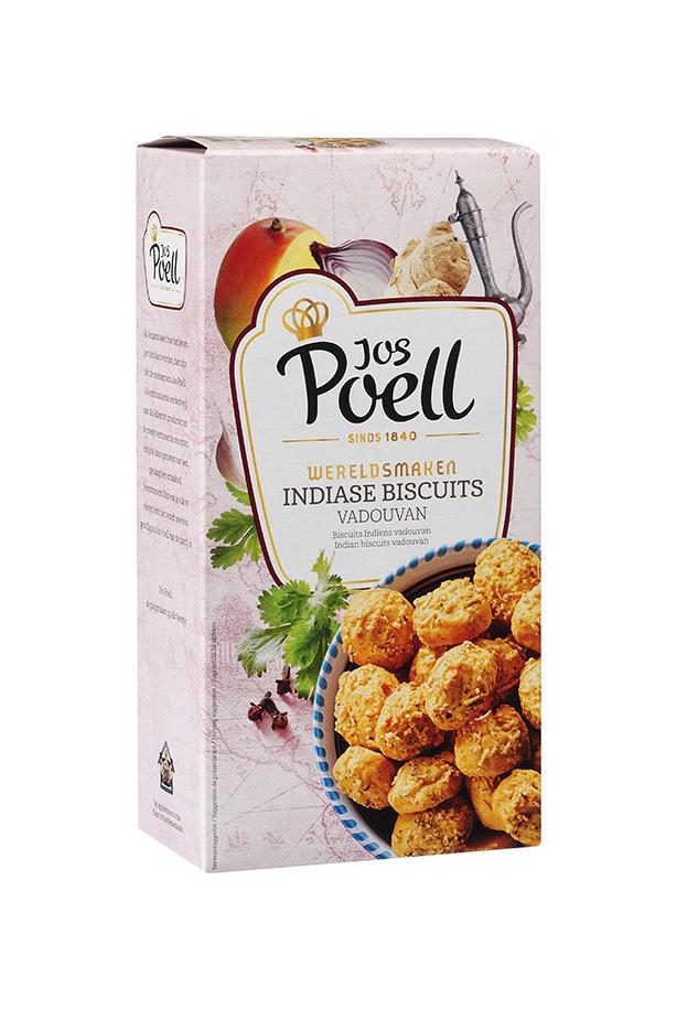 Indiase Biscuits Vadouvan