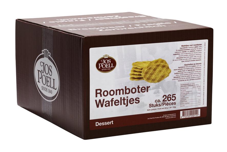 Roomboterwafeltjes