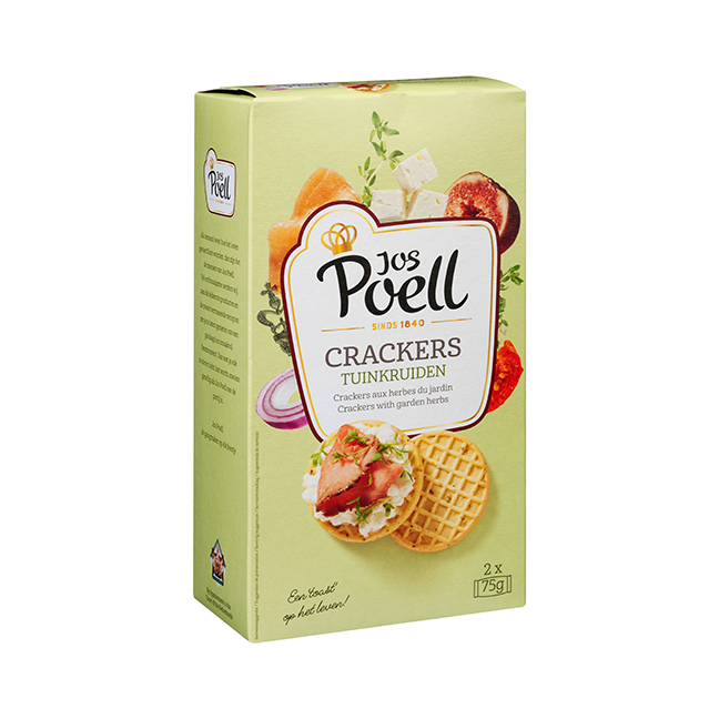 Crackers Tuinkruiden
