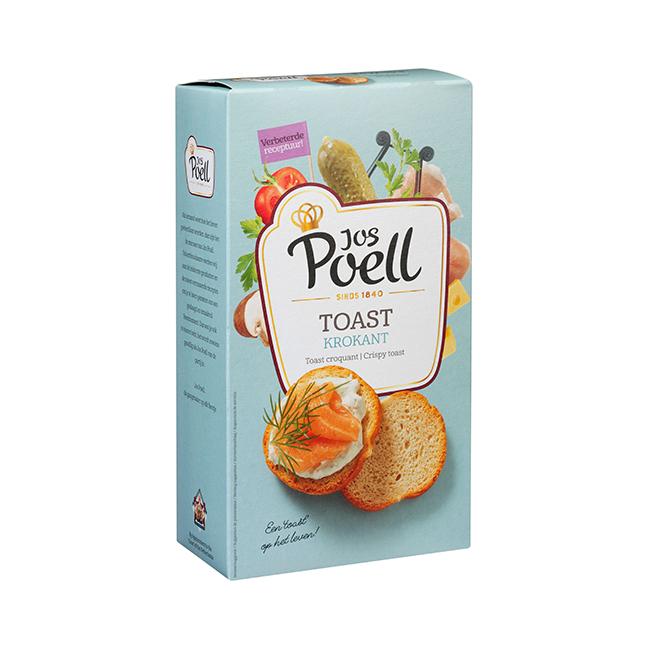 Toast Krokant